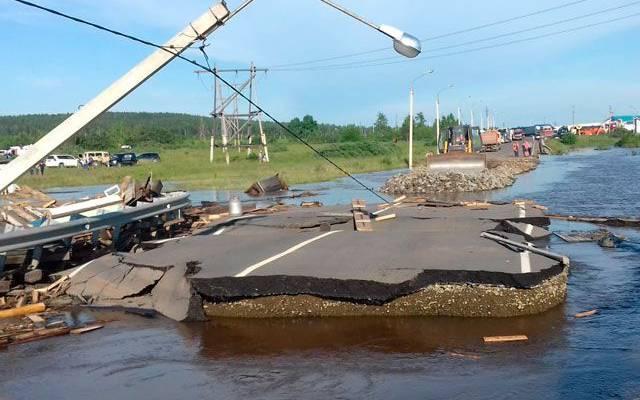 Армию при необходимости подключат к борьбе с паводком в Иркутской области