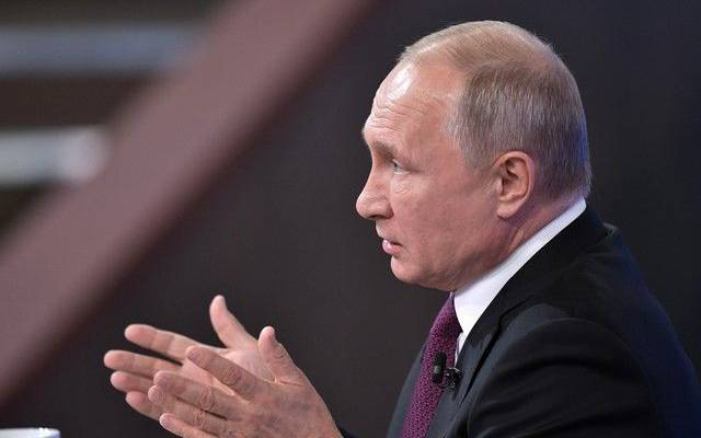 Путин подписал указ о ликвидации последствий паводка в Иркутской области