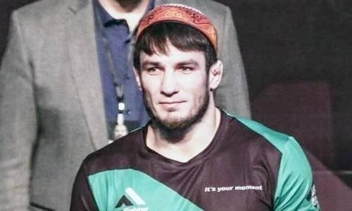 Казахстанский файтер сразится с российским нокаутером на турнире АСА 97 в Краснодаре