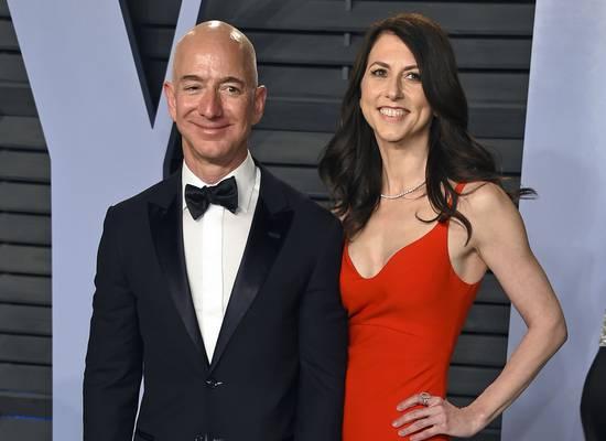 Самый богатый человек планеты официально развелся с женой