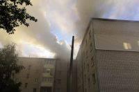 СК возбудил уголовное дело по факту пожара на территории ТЭЦ в Мытищах