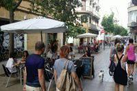 В Испании во время забега с быками пострадали семь человек