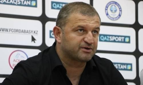 Наставник «Торпедо» сделал устрашающее заявление после поражения «Ордабасы»