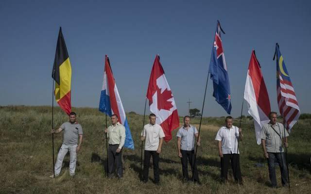 Совет ЕС принял заявление по катастрофе рейса MH17 на Украине