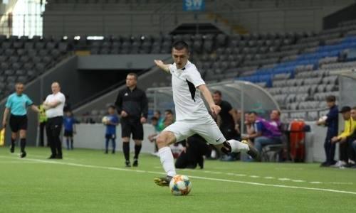 Казахстанский полузащитник покинул «Атырау»
