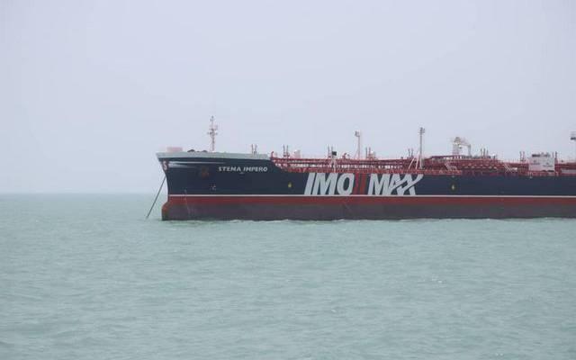 В сети появилось видео захвата британского танкера Stena Impero