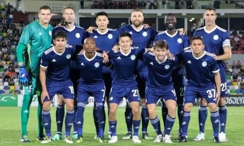Стали известны все потенциальные соперники «Ордабасы» в третьем раунде Лиги Европы