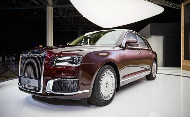 В Москве готовится к открытию образцово-показательный автосалон Aurus
