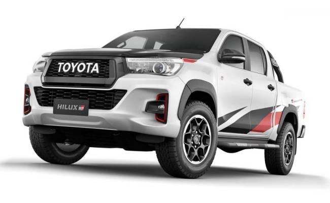 Жара на пороге: Toyota привезет в Россию несколько моделей в модификации GR-Sport