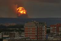 Количество пострадавших от взрывов под Ачинском выросло до 33 человек