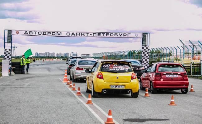 Автомотоспорт в Санкт-Петербурге: анонс на 17-18 августа