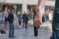 На рынке в Санкт-Петербурге произошла стрельба