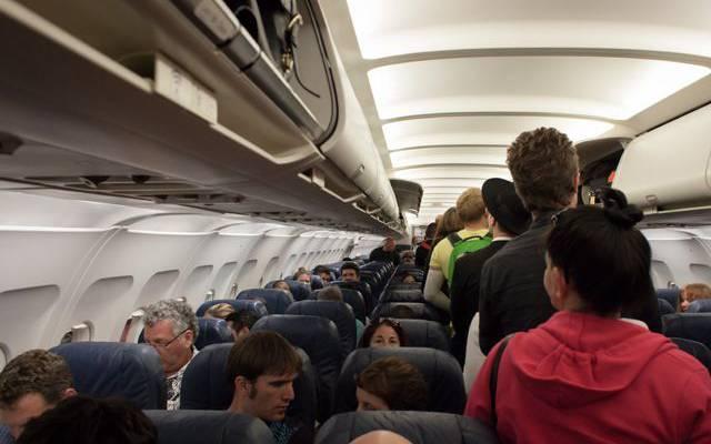 Boeing 757-200 совершил жесткую посадку на Азорских островах