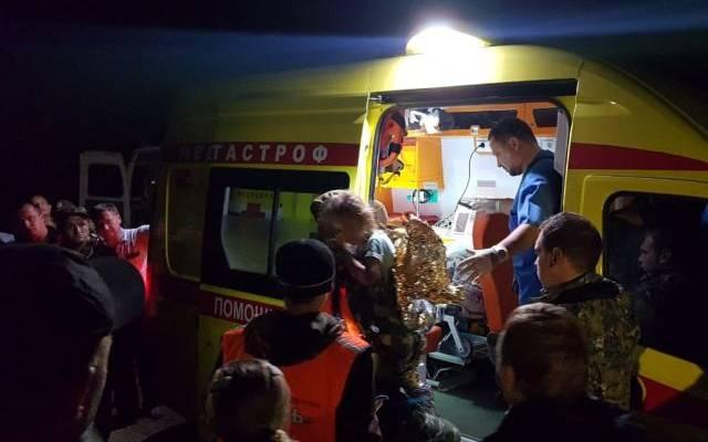 Пятилетнюю девочку, пропавшую в лесу под Нижним Новгородом, нашли живой