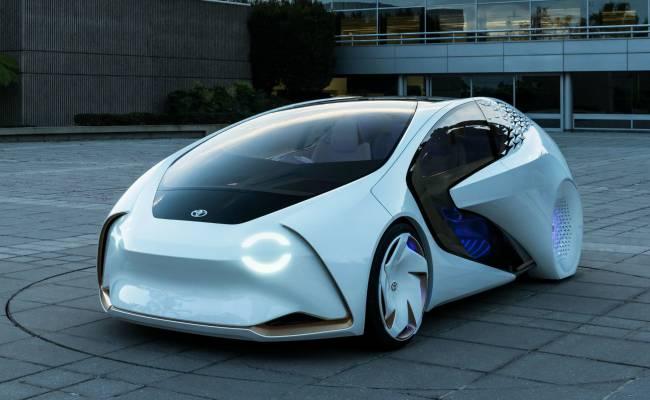 Toyota обеспечит Олимпийские игры 2020 года электрическими беспилотниками