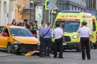 В ДТП под Оренбургом погибли два пешехода