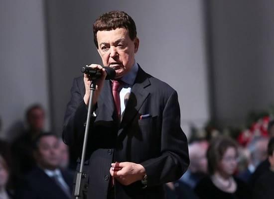 Пригожин опубликовал архивное видеообращение Кобзона