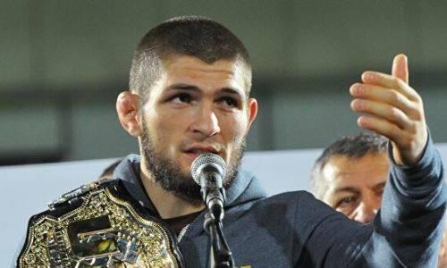 «Один из величайших». Нурмагомедов поставил легендарному бойцу UFC условия для поединка