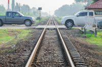 Стало известно о состоянии пострадавших в ДТП с поездом в Казахстане