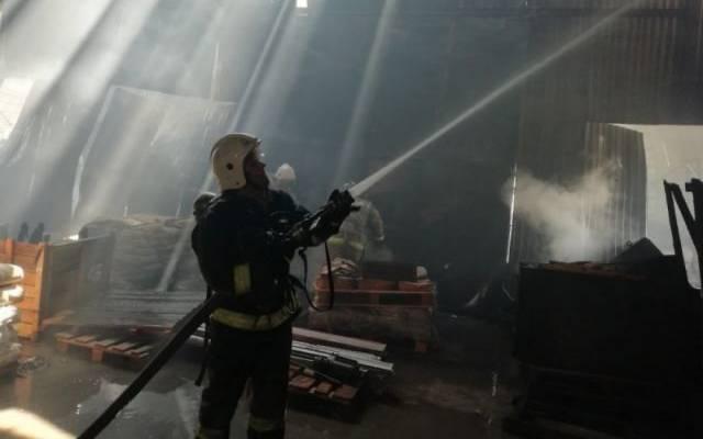 Восемь человек погибли при пожаре в пятиэтажке в Красноярске