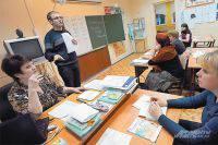В Таганроге на учеников гимназии обрушилась часть потолка