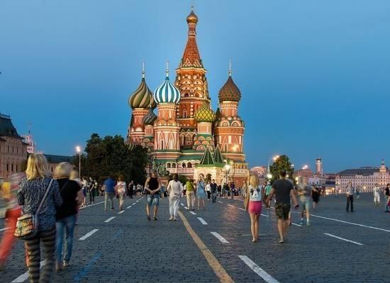 В рейтинге высокомерности Москва оказалась лишь на седьмом месте