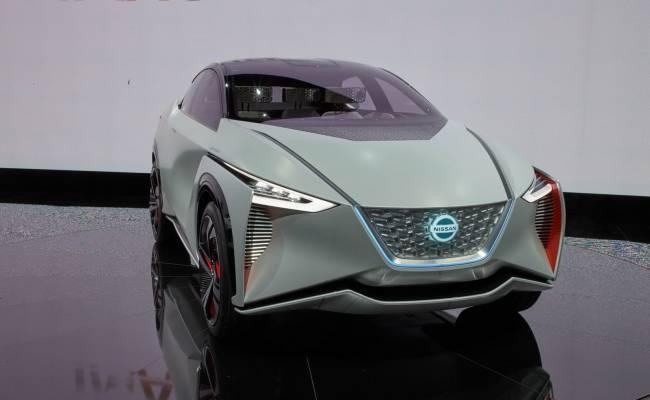 Nissan уже представил свой будущий электрический кроссовер дилерам