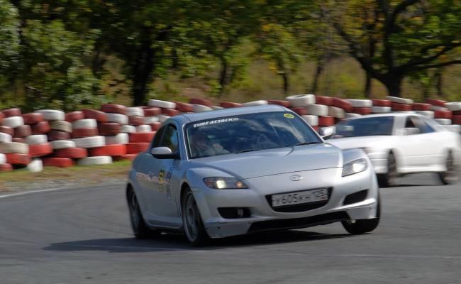 Автоспорт во Владивостоке: анонс на 21-22 сентября