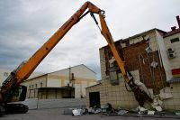 В горевшем ТРЦ в Грозном были выявлены семь нарушений норм безопасности