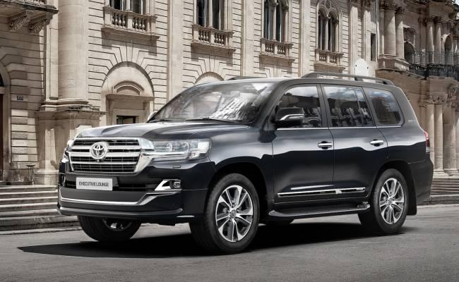 Toyota Land Cruiser 200 после обновления стал более защищенным
