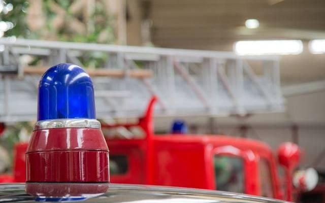 На складе с сахаром и мукой в Иркутске произошел пожар