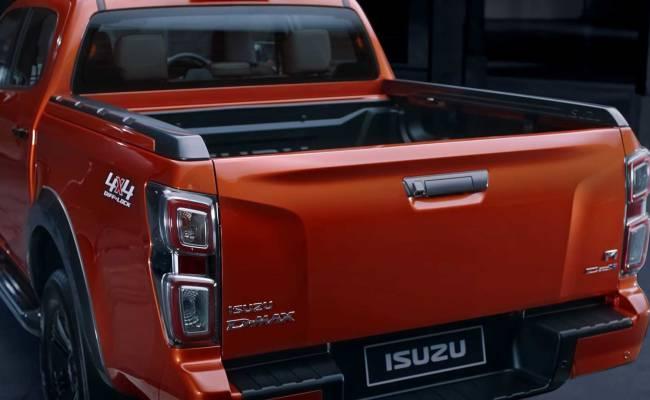 В Таиланде представили новый Isuzu D-Max