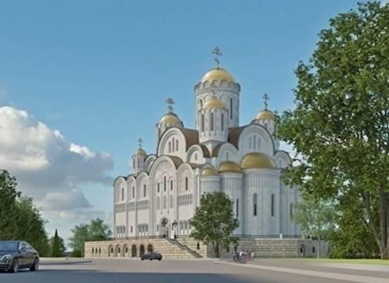 Голосование за место строительства собора в Екатеринбурге признано состоявшимся