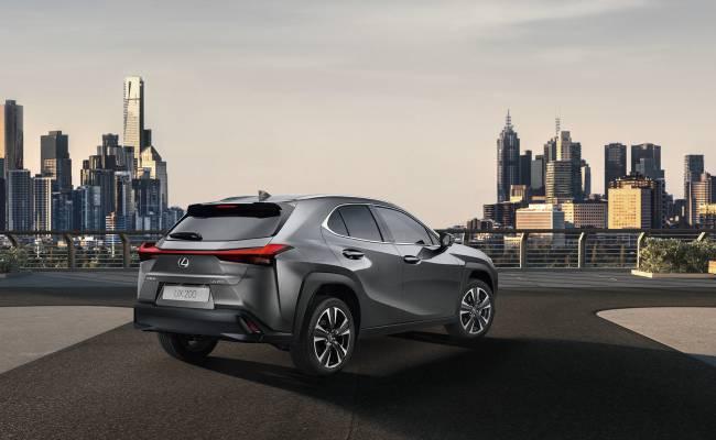 Lexus интригует концептом своего первого электромобиля
