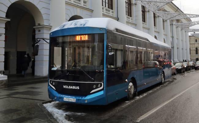 Евросоюз будет закупать российские Volgabus с электрическими и водородными моторами (ФОТО)