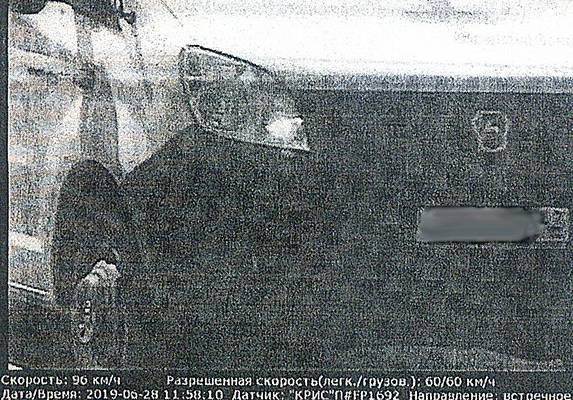 ГИБДД Кузбасса трижды оштрафовала автомобили «скорой» за превышение скорости