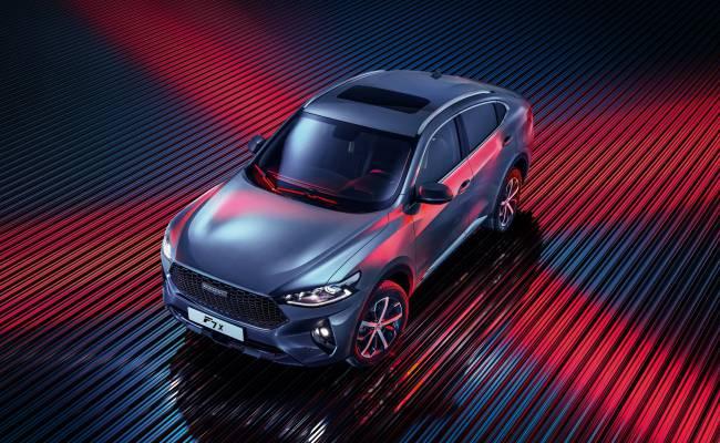 Скоро в автосалонах: Haval выпустил в России первые экземпляры купеобразного кроссовера F7x
