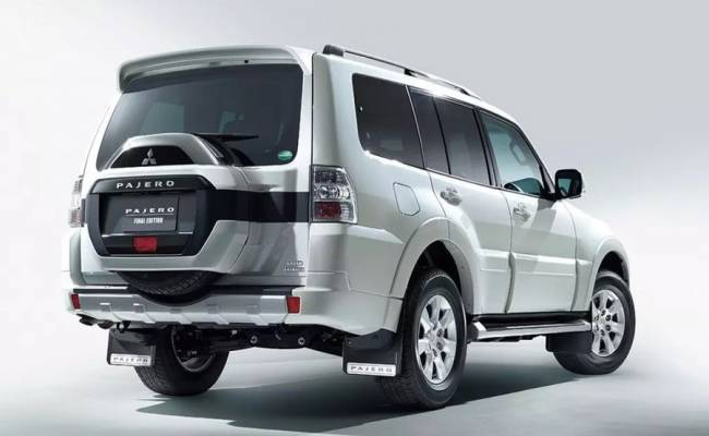 Mitsubishi Pajero уходит из России