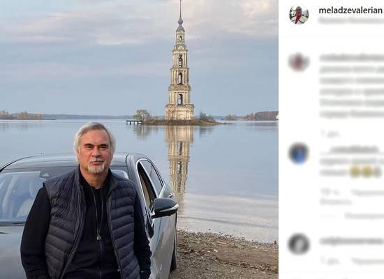 Меладзе оправдался за парковку у запрещающего знака