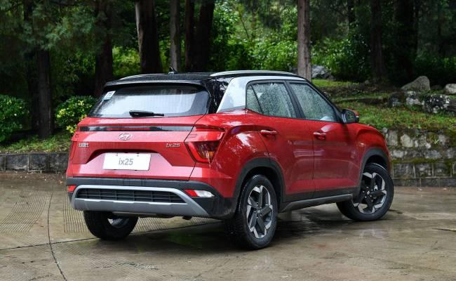 В Китае представили серийную версию Hyundai Creta второго поколения