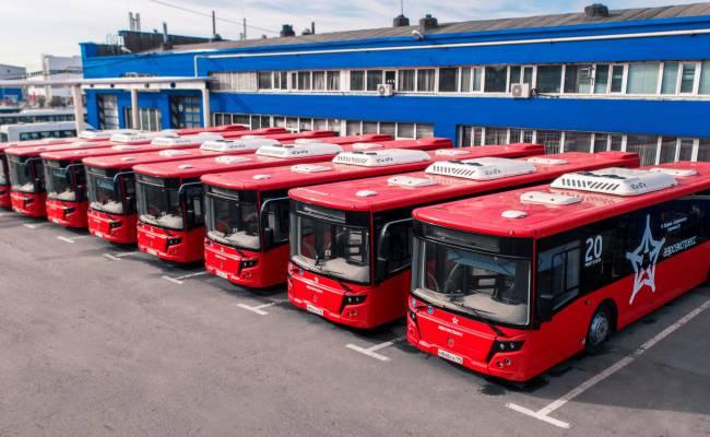 «Группа ГАЗ» изготовила специальные автобусы для «Аэроэкспресса»