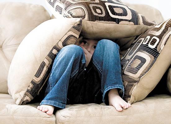Специалисты рассказали, как победить детские страхи
