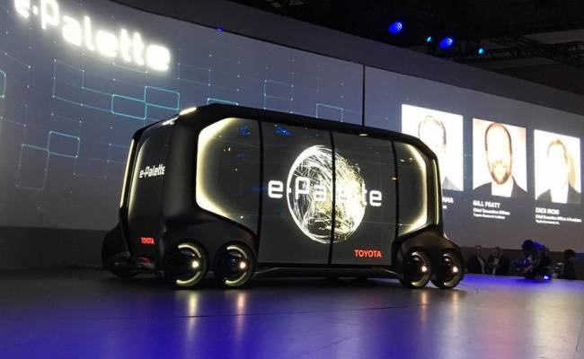 В 2020 году Toyota представит электромобиль с твердотельным аккумулятором