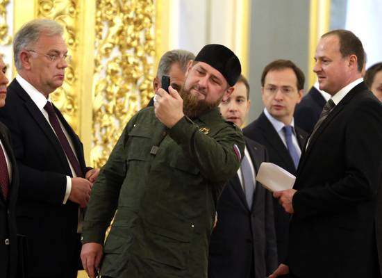 Кадыров усомнился в безгрешности критикующих его людей