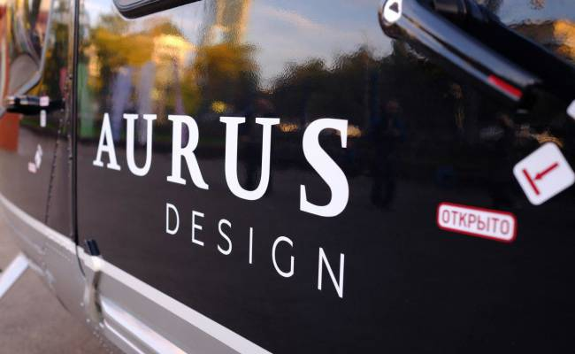 ФГУП НАМИ зарегистрировал торговый знак для аксессуаров Aurus