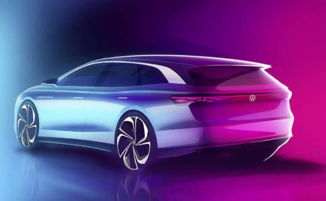 Volkswagen готовится к дебюту абсолютно нового электрокара