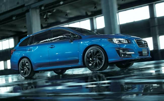Subaru представила универсал Levorg в версии V-Sport, и она оказалась дешевле базовой модификации