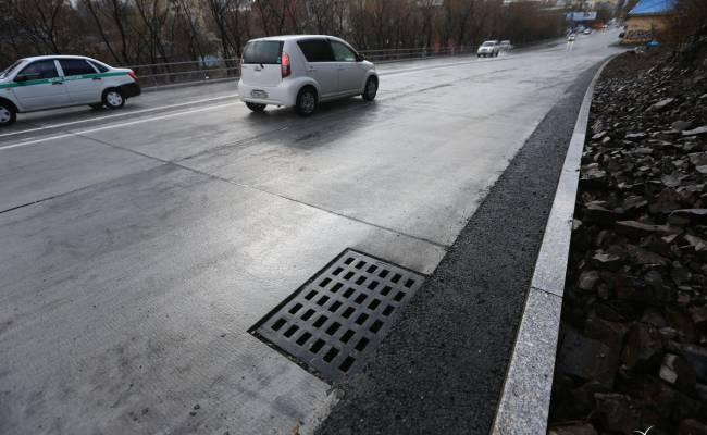 Во Владивостоке открыли проезд по улице Капитана Шефнера