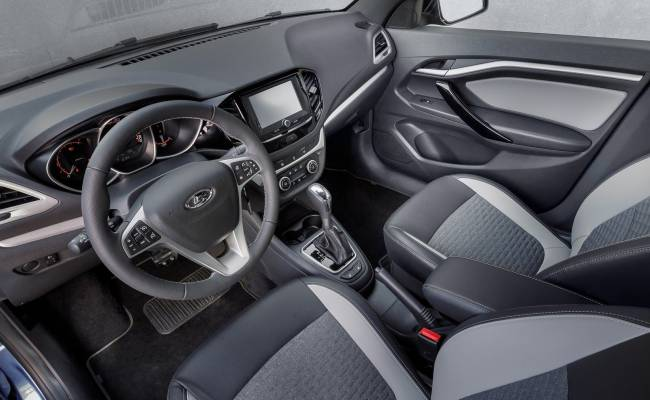 Lada Vesta с вариатором Jatco и мотором Nissan: ЦЕНЫ