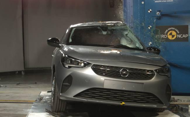 Mazda CX-30 установила рекорд в Euro NCAP, а Opel Corsa осталась лишь хорошистом